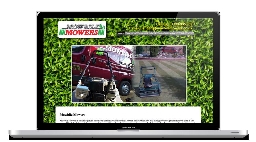 Mowbile Mowers